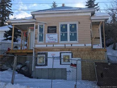 Single Family Home For Sale: 911 Empire Avenue