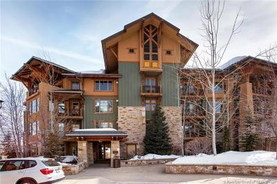 Park City Condo/Townhouse For Sale: 3558 N Escala Court #252