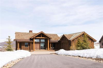 Heber City Single Family Home For Sale: 6022 N High Plains Court