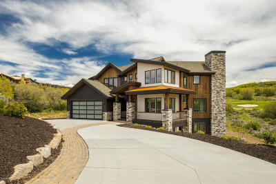 Hideout UT Single Family Home For Sale: $1,450,000