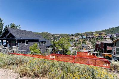 Park City Residential Lots & Land For Sale: 315 Park Ave Subdivision