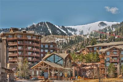 Park City Condo/Townhouse For Sale: 3000 Canyons Resort #4716B