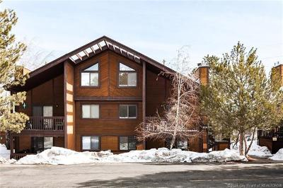 Park City Condo/Townhouse For Sale: 2025 Canyons Resort Drive #T-3
