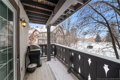 Midway Condo/Townhouse For Sale: 785 N 800 #9