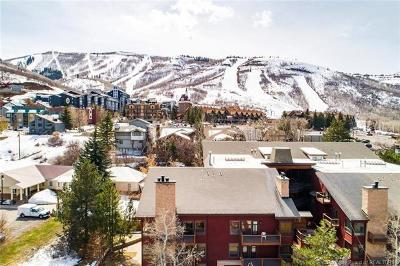 Park City Single Family Home For Sale: 1375 Woodside Avenue #208