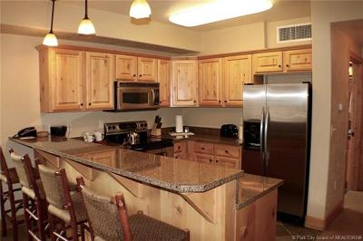 Park City Condo/Townhouse For Sale: 2669 Canyons Resort Drive #313 A/B/
