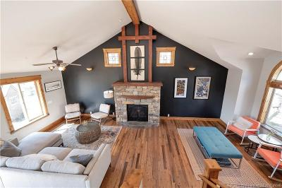 Park City Single Family Home For Sale: 4173 Sunrise Drive