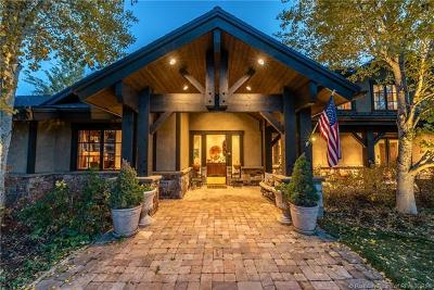 Oakley, Peoa Single Family Home For Sale: 1396 W 6000 N