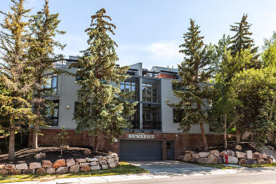 Park City Condo/Townhouse For Sale: 625 Deer Valley Drive #B-3