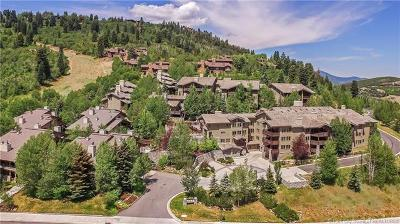 Park City Condo/Townhouse For Sale: 2100 Deer Valley Drive #105
