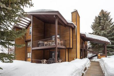 Park City Condo/Townhouse For Sale: 2025 Canyons Resort #J7