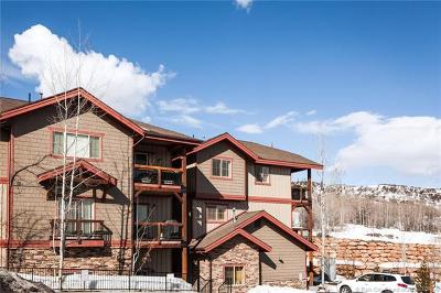 Park City Condo/Townhouse For Sale: 5501 N Lillehammer Lane #4208