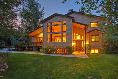 Park City Single Family Home For Sale: 1194 Angus Court