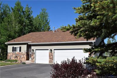 Oakley, Peoa Single Family Home For Sale: 4355 N Meadow Lane