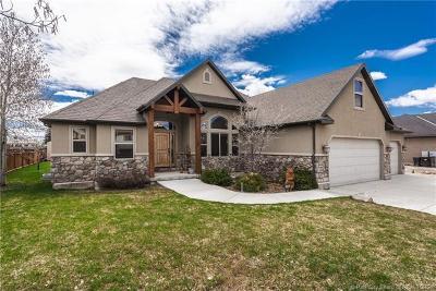 Kamas And Marion Area Single Family Home For Sale: 158 E 200 S