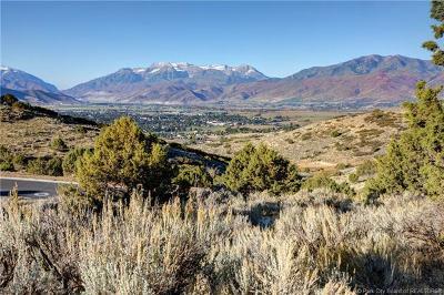 Tuhaye, Red Ledges Residential Lots & Land For Sale: 2303 E La Sal Peak Dr (Lot 508)