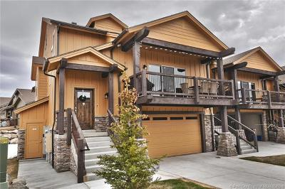 Heber City Condo/Townhouse For Sale: 1188 W Wintercress Trail #33A