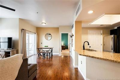 Park City Condo/Townhouse For Sale: 900 Bitner Road #G12