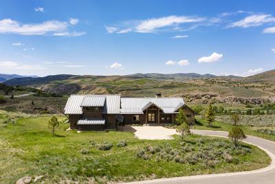Single Family Home For Sale: 5787 E Rock Chuck Drive