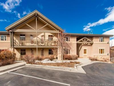 Park City UT Condo/Townhouse For Sale: $420,000