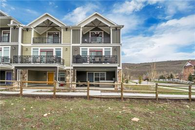 Park City Single Family Home For Sale: 1335 Fiddich Glen Lane