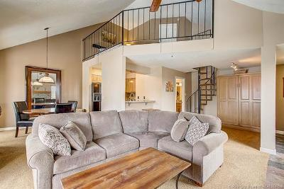 Park City Condo/Townhouse For Sale: 2100 W Canyons Resort Drive #17-C-2
