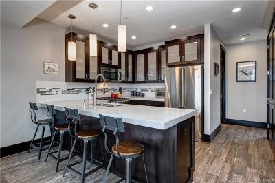 Park City Condo/Townhouse For Sale: 3808 Blackstone Drive #23