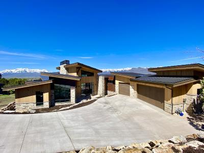 Tuhaye, Red Ledges Single Family Home For Sale: 875 N Copper Belt Drive (Lot 730)