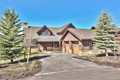 Park City Single Family Home For Sale: 7941 Western Sky