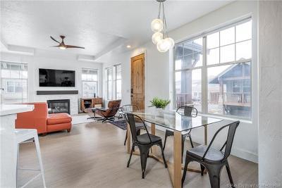 Park City Condo/Townhouse For Sale: 1708 W Redstone Ave #E