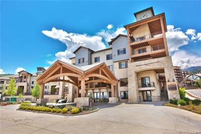 Park City Single Family Home For Sale: 2669 Canyons Resort Drive #101
