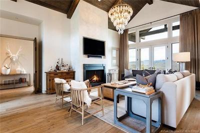 Heber City Single Family Home For Sale: 6665 E Broken Stick Court
