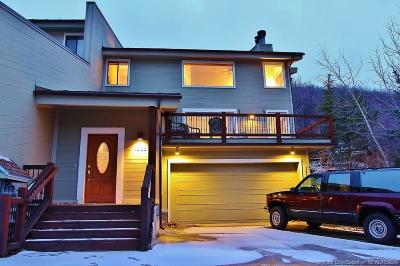 Park City Single Family Home For Sale: 1063 Lowell Avenue