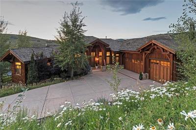 Park City Single Family Home For Sale: 2788 Silver Cloud Drive