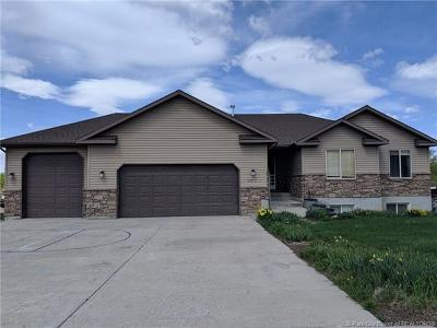 Kamas And Marion Area Single Family Home Time Clause: 219 N 200 W