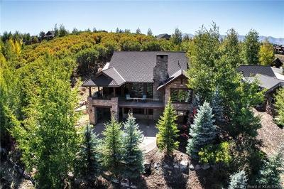 Park City Single Family Home For Sale: 8670 N Ranch Club Court