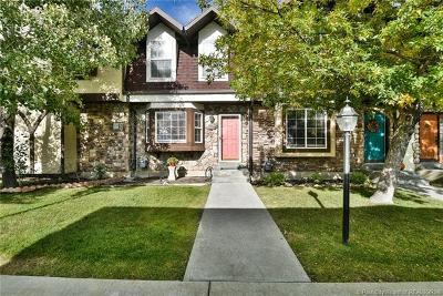 Midway Single Family Home For Sale: 171 S Hamlet