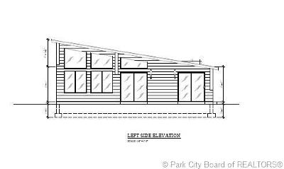 Wanship, Hoytsville, Coalville, Echo, Henefer Single Family Home For Sale: 4242 S Rockport Boulevard