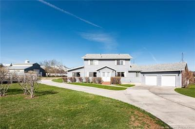 Park City Single Family Home For Sale: 6325 Countryside Circle