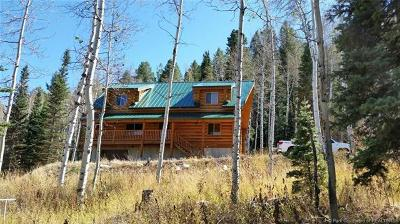 Wanship, Hoytsville, Coalville, Echo, Henefer Single Family Home For Sale: 631 Porcupine