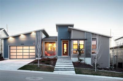 Park City Single Family Home For Sale: 2399 Ledger Way