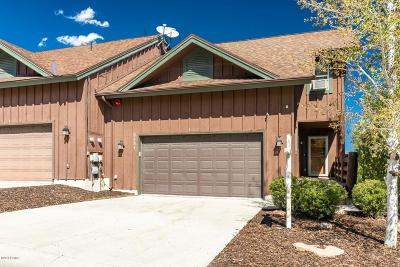 Park City Condo/Townhouse For Sale: 5151 Cove Canyon Drive #B
