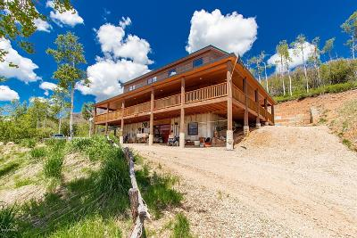 Oakley, Peoa Single Family Home For Sale: 6880 Escalante