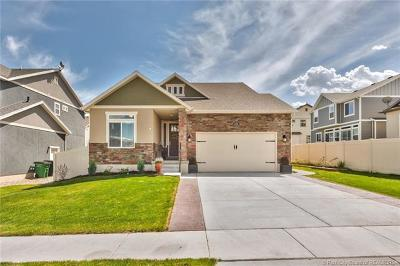 Heber City Single Family Home For Sale: 1235 S 380 West