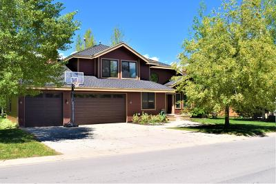 Park City Single Family Home For Sale: 1622 Cutter Lane