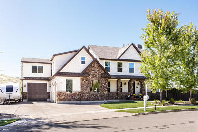 Heber City Single Family Home For Sale: 972 E Garden Dr
