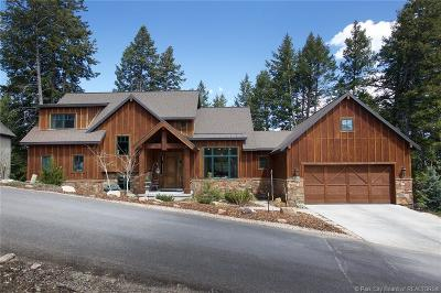 Park City Single Family Home For Sale: 50 Matterhorn Drive