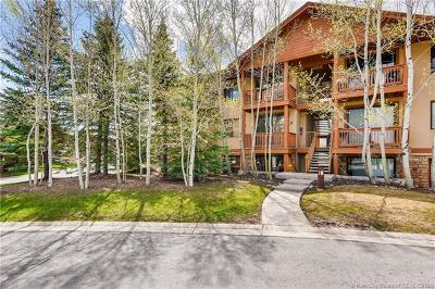 Park City Single Family Home For Sale: 1600 W Pinebrook Boulevard #H-4