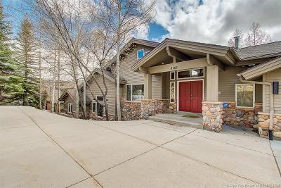 Park City Single Family Home For Sale: 3165 Thistle Street