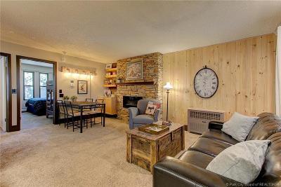 Park City Single Family Home For Sale: 1482 Empire Avenue #K